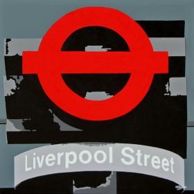 Underground Liverpool Street