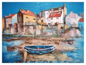 Staithes Blue