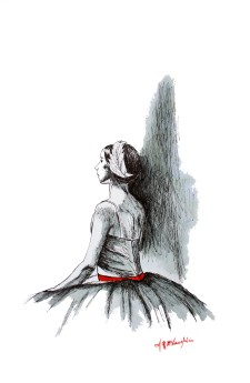 Swan Ballerina