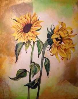 Life of Sunflowers
