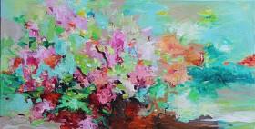 floral, botanic, bouquet, flowers, joy, happy