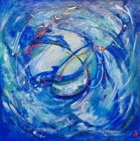 turbulent seas