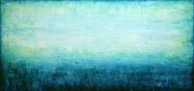 Turquoise Dreamscape III