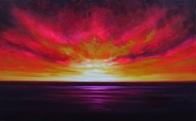 Twilight Sunburst