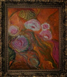 Flowers for Vincent van Gogh.