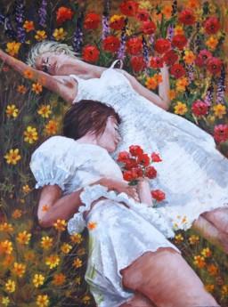 Sleeping Flowers