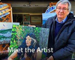 Martin Piercy meet the artist image