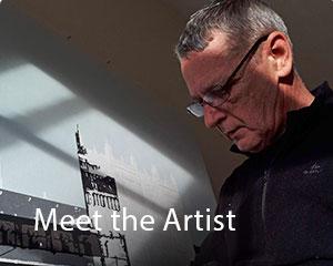 Simon Fairless meet the artist image